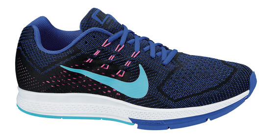sports shoes c65a3 6a69d ... spain italy nike air zoom structure 18 løpesko dame lilla gode tilbud  hos no d82fa 1d613
